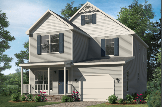 Two Story Modular Homes Affordably Priced
